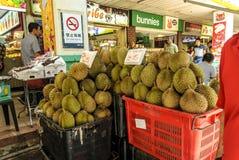Durians Arkivfoton