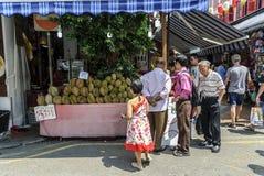 Durians Royaltyfria Foton