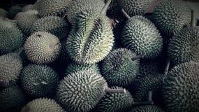 Durians royaltyfri fotografi