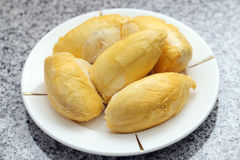 Durians Royalty Free Stock Photos