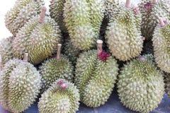 Durians konung av frukt Royaltyfri Bild