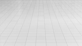 durk för tegelplatta för tolkning 3d vit, texturbakgrund, illustrati stock illustrationer