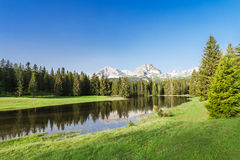 Durmitor massif Stock Photo
