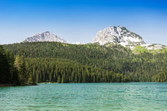 Durmitor massif Royalty Free Stock Images
