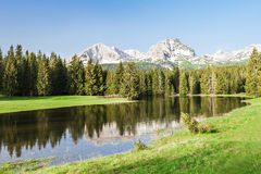 Durmitor massif Royalty Free Stock Photos