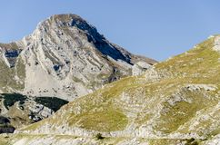 Durmitor, Montenegro Royalty Free Stock Photos