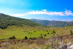 Durmitor, Montenegro Royalty-vrije Stock Afbeelding
