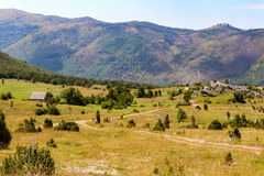 Durmitor, Montenegro Royalty-vrije Stock Foto's