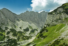 Durmitor mountain Montenegro Royalty Free Stock Photos