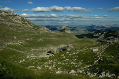 Durmitor National Park, Montenegro Royalty Free Stock Photo