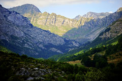 Durmitor National Park in Montenegro Stock Photography