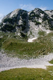 Durmitor national park. Mountains in the national park Durmitor Stock Images