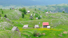 Durmitor National Park no.2 Royalty Free Stock Photography