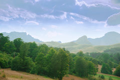 Durmitor National Park Royalty Free Stock Photography