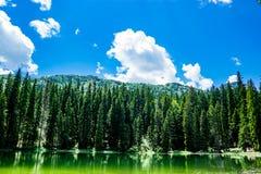 Durmitor område på Montenegro Fotografering för Bildbyråer
