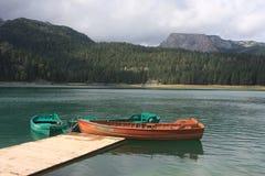 Durmitor park narodowy Montenegro Obraz Stock