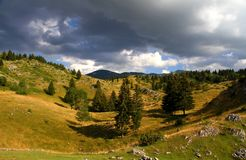 Durmitor-Ring Stockfoto