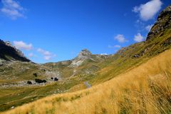 Durmitor Ring. Montenegro tourist wild beauty Durmitor Ring Zabljak nature royalty free stock images