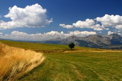 Durmitor Ring Royalty Free Stock Photo