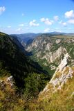 Durmitor Ring. Montenegro tourist wild beauty Durmitor Ring Zabljak nature Stock Photos