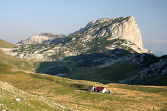 Durmitor scenery Royalty Free Stock Photo