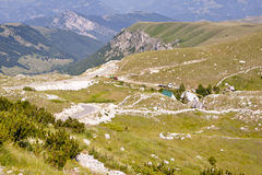 Durmitor view - Montenegro Royalty Free Stock Photos