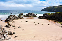 Durness Beach - Scotland Stock Photos