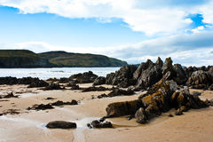 Durness Beach - Scotland Royalty Free Stock Image