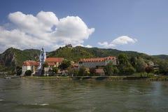 Durnstein, Österreich Stockfotos