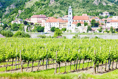 Durnstein Stock Photo