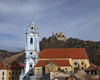 Durnstein royalty free stock photos