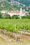 Durnstein in Austria Stock Photo