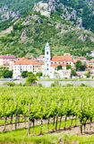 Durnstein in Austria Royalty Free Stock Photography