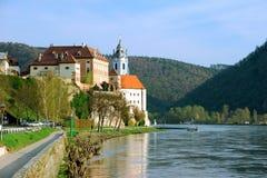 Durnstein, Austria Fotografie Stock