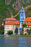 Durnstein on Danube (Wachau Valley), Austria Stock Image