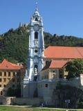 Durnstein Oostenrijk Donau Stock Foto's