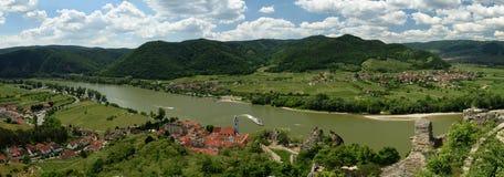 Durnstein, Wachau, Österreich Stockbilder