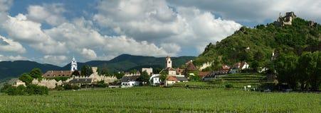 Durnstein, Wachau, Austria Fotos de archivo