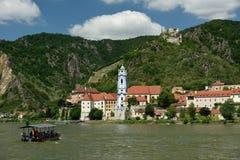 Durnstein, Wachau, Austria Imagen de archivo libre de regalías