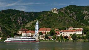 Durnstein, Wachau, Austria Foto de archivo libre de regalías