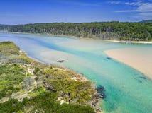 Durras澳大利亚 免版税库存照片