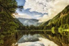 Durrsee Oostenrijk Stock Afbeeldingen