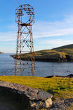Dursey Island cable car Royalty Free Stock Photography