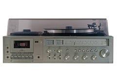 durty старый stereo Стоковые Фотографии RF