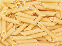 Durum noodles Royalty Free Stock Photos