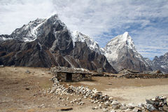 Dusa, Népal Photo libre de droits