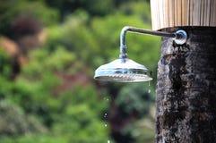 Dusche Stockfoto