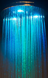Dusche lizenzfreie stockbilder