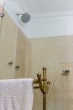 dusche Stockbild