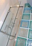 Dusche-Zelle lizenzfreies stockbild